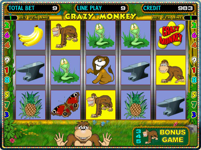Игры Игровые Автоматы Обезьянки Играть Бесплатно Без Регистрации